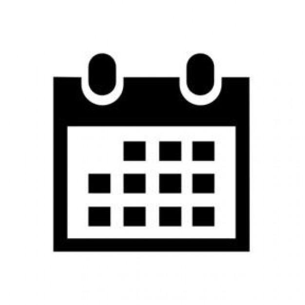 Calendar Booking Icon : Consef concept schools science and engineering fair
